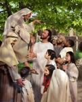Quand on parle de charité chrétienne, on parle d'amour donné à son prochain... Jesus_119