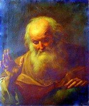 Père Eternel tel que présenté sur le cahier maranatha